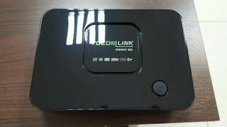 Atualizacao do receptor Tocomsat Ghost HD V1.04