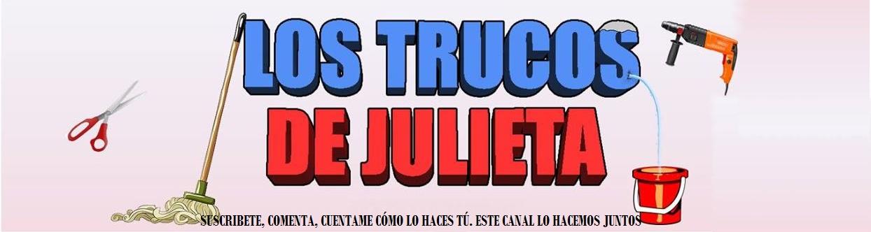 LOS TRUCOS DE JULIETA