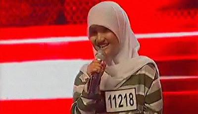 Fatin Shidqia Lubis (X Factor Indonesia - RCTI)
