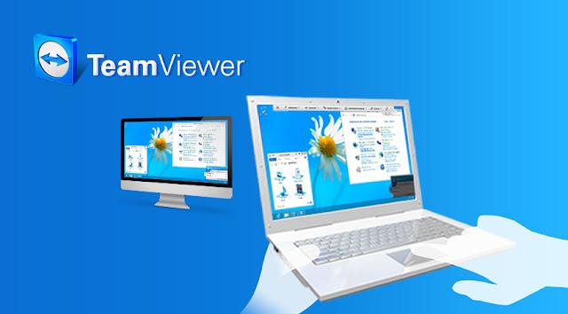 شرح برنامج التيم فيور TeamViewe لتحكم في الاجهزة عن بعد