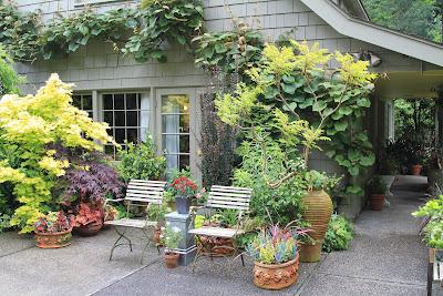 Dunn Gardens - Barbara Leede Bayley Classroom