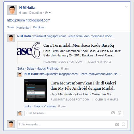Cara Mengaktifkan Tombol Balas Komentar di Facebook