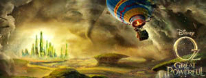 Oz the Great and Powerful (2013) - මායාකාර ඔස් දේශය බලා