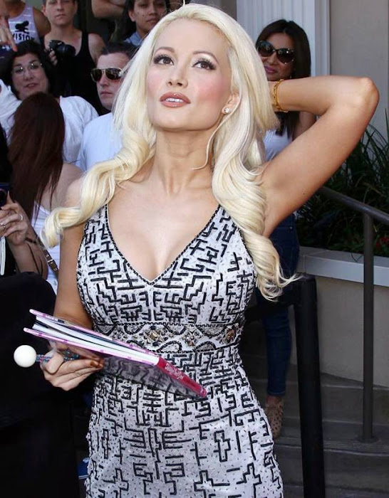 holly madison hollywood beauty