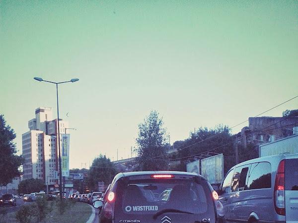 Odeio: Trânsito