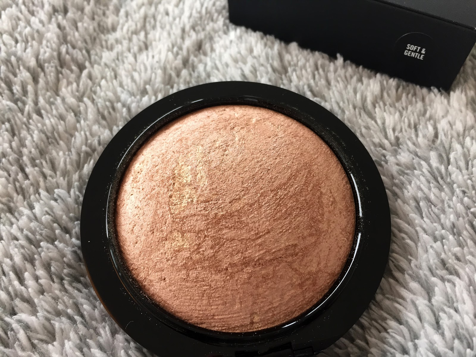 MAC, mac blusher, mac powder, mac soft & gentle, MAC breath of plum, MAC review