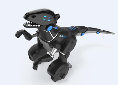 Smart Gesture Controlled Gadgets - Miposaur