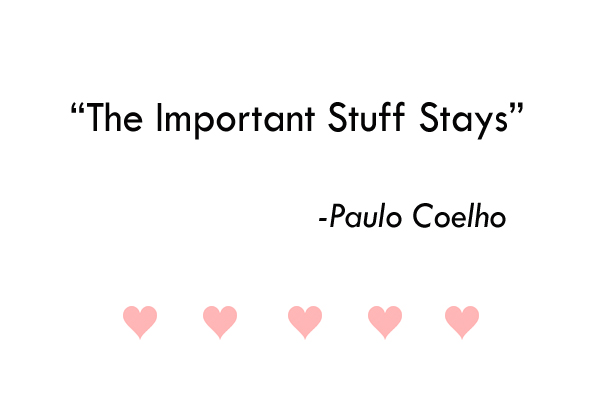 A Quote That We ALL Should Know Live By The Chic Confidential Extraordinary Some Important Quotes