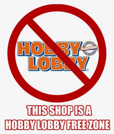 Hobby Lobby Free