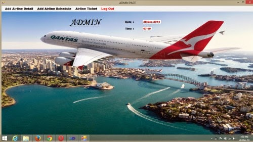Airline Reservation System Software Airline Reservation System