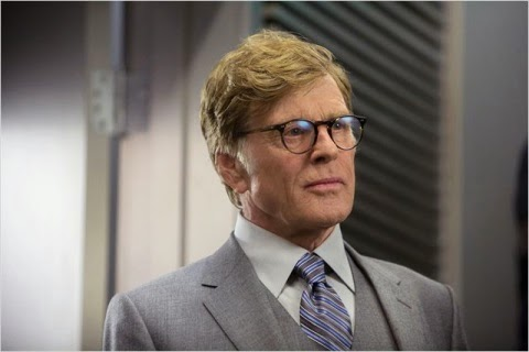 ALEXANDER PIERCE (ROBERT REDFORD)