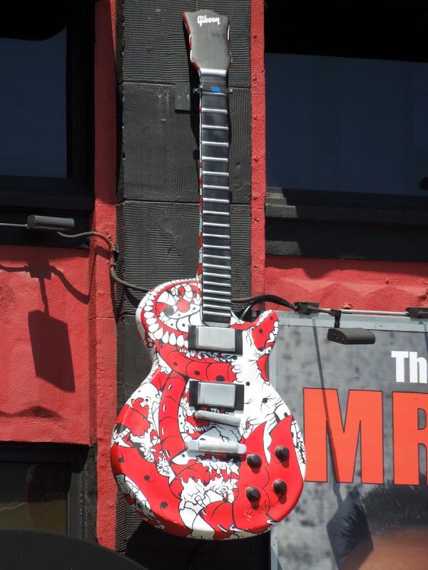 Music Machine guitar Stephen Taylor