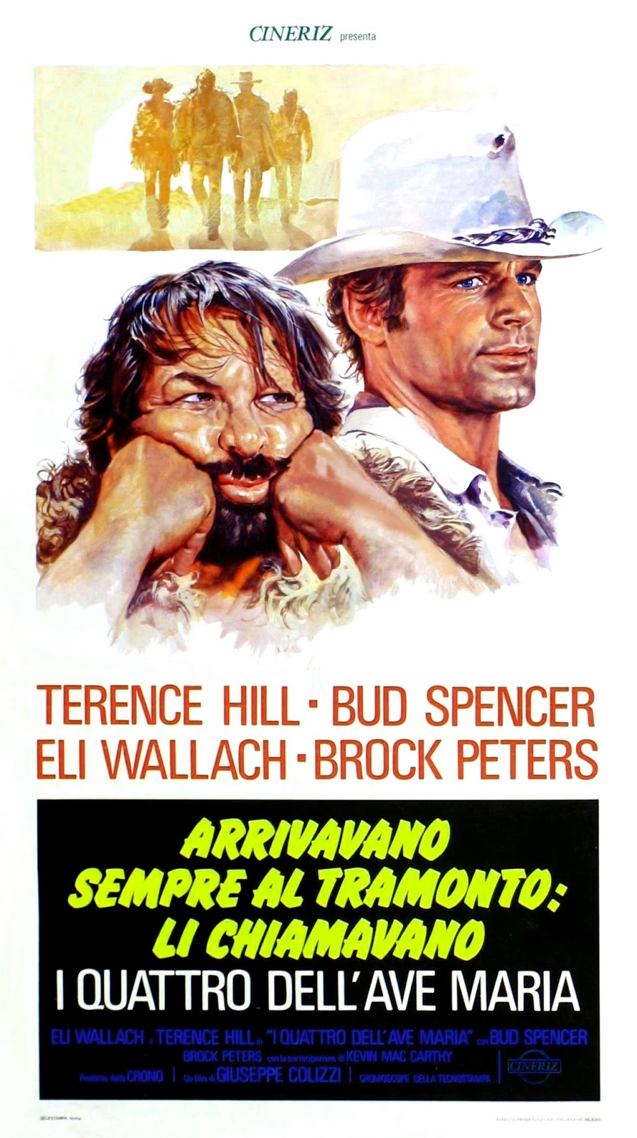 Filmes Bud Spencer E Terence Hill Dublado intended for le plein de super: terence hill & bud spencer dans les 4 de l'ave