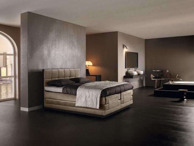 Wat inspiratiebeelden van wat moderne slaapkamers.