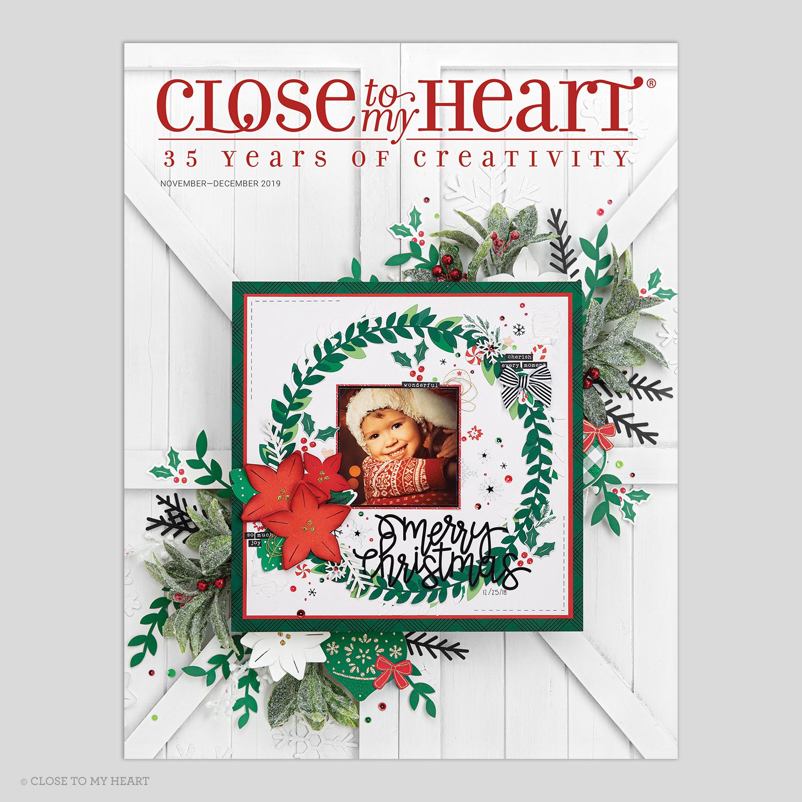 2019 November - December Catalog