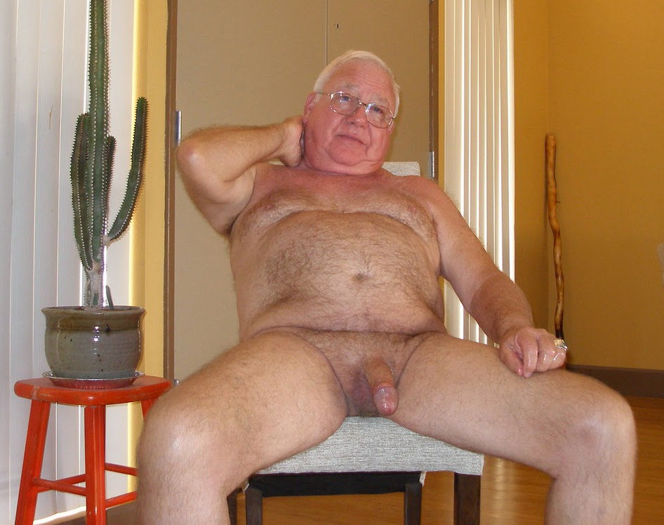 толстые голые старики фото