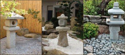 fotos linternas-lamparas-pagodas japonesas ikekomi gata