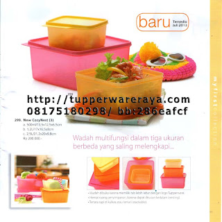TupperwareRaya-Katalog Tupperware Reguler 2013, new cozynest