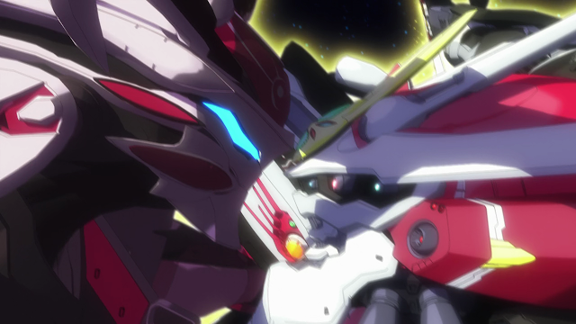 Aquarion Evol BD Episode 2
