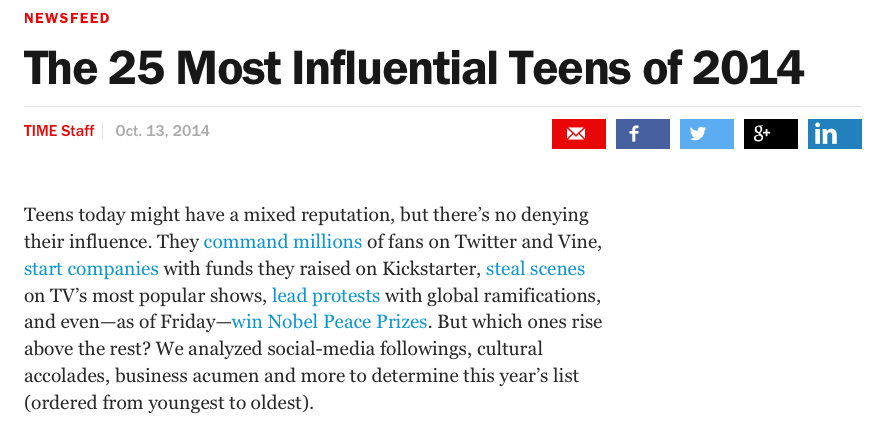 http://time.com/3486048/most-influential-teens-2014/