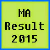 University of Sargodha UoS MA Result 2016 Part 1 and Part 2