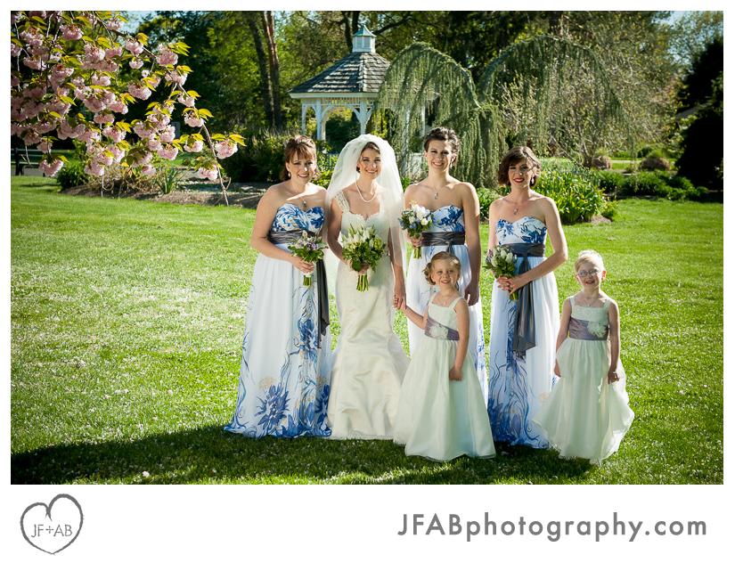 Shaffer mill wedding