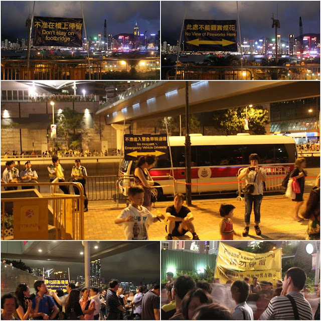Hong Kong Police Force is the world's second and Asia's first police agency to operate in modern policing system. This was how they coordinated the event in order to ensure the safety of the people during the 15th anniversary celebration of Hong Kong Handover to China on 1st July 2012