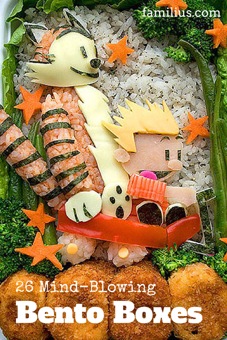 Familius | 26 Mind-Blowing Bento Boxes