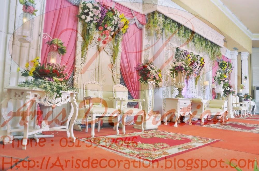 aris dekorasi pelaminan surabaya