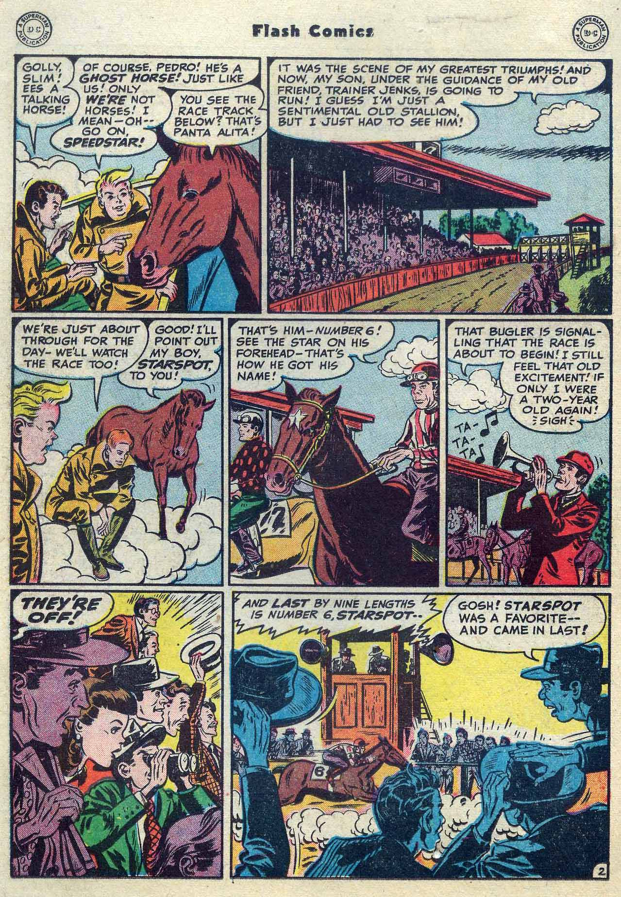 Flash Comics Issue #104 #104 - English 26