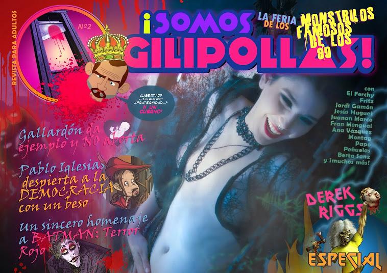 ¡Somos Gilipollas! Magazine