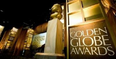 69ª edición de los Globos de oro 2012