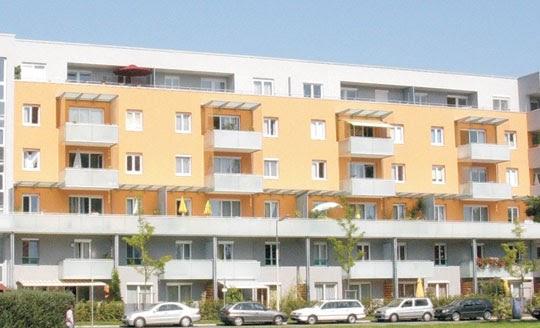Aislamiento termico y revestimiento de fachadas materiales de construccion baumit - Materiales de aislamiento termico ...