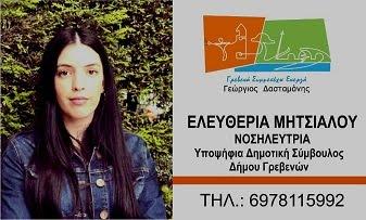 ΔΗΜΟΣ ΓΡΕΒΕΝΩΝ 2019