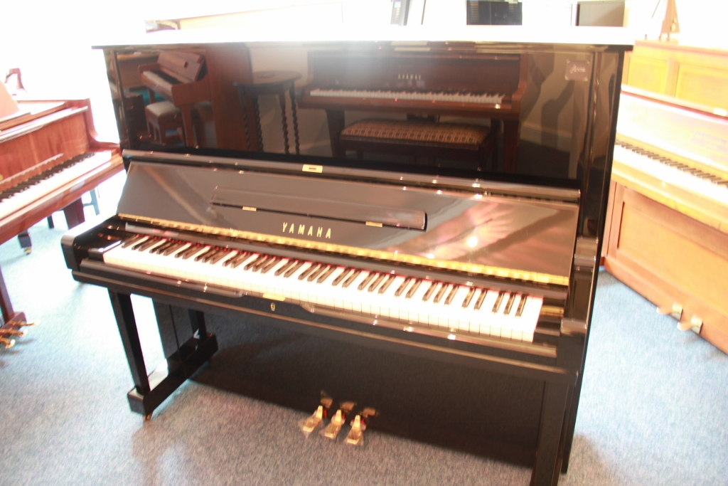 New and used yamaha pianos for sale yamaha uprights for New yamaha u3 piano price
