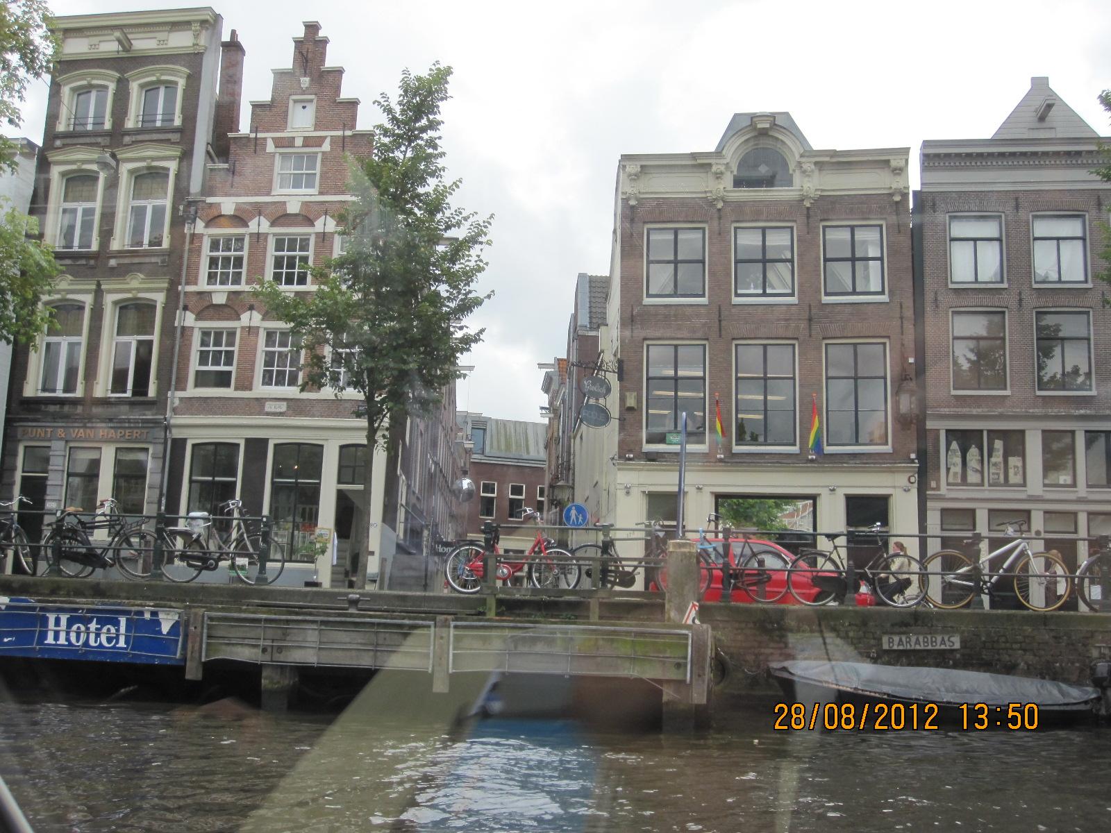 Amsterdam, Agosto 2012