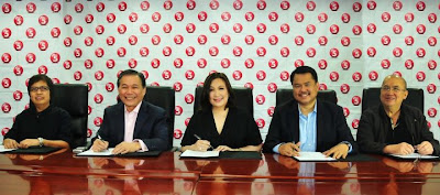 Sharon Cuneta signed a 1-billion Contract in TV5