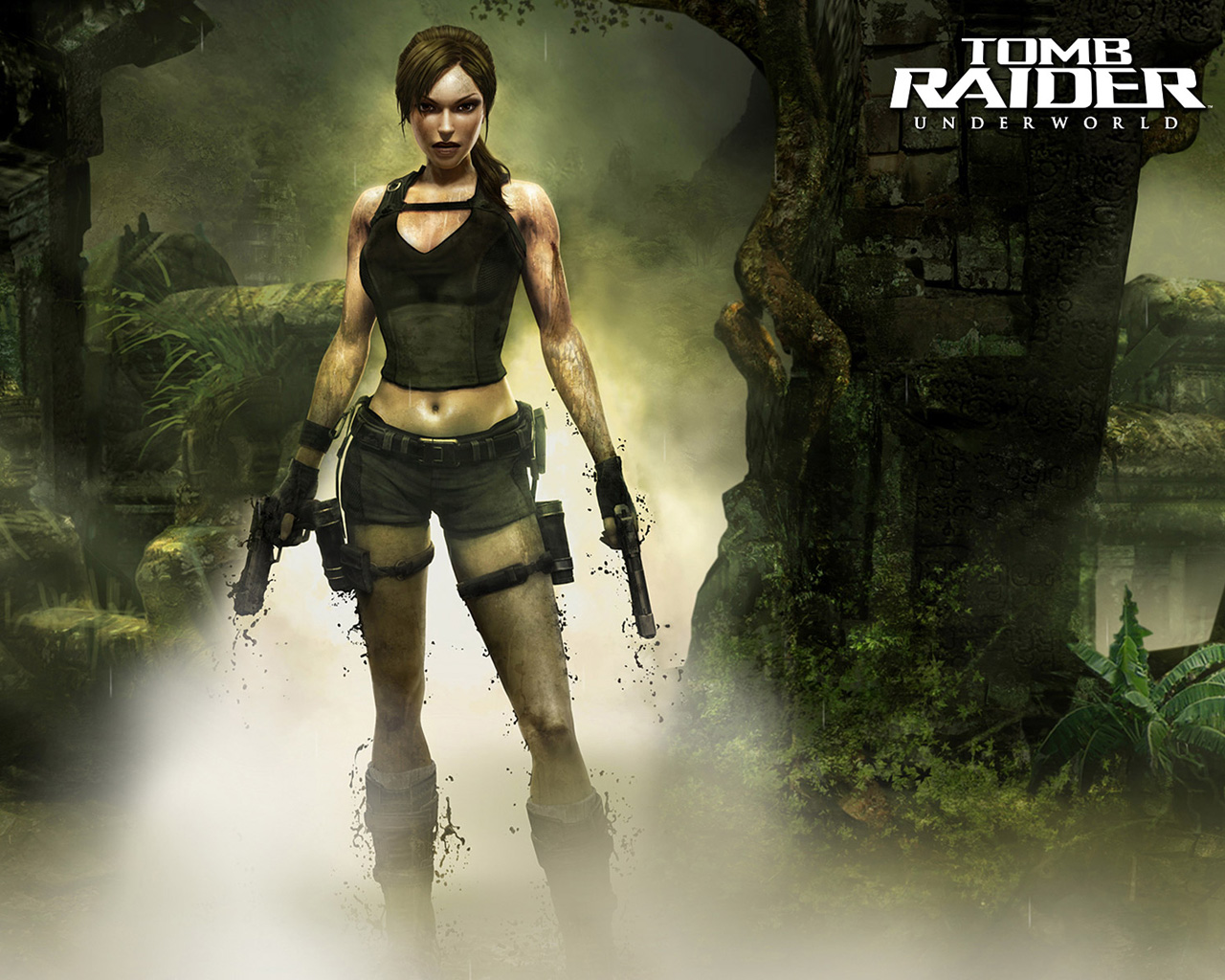 Tomb Raider HD & Widescreen Wallpaper 0.880750233070778