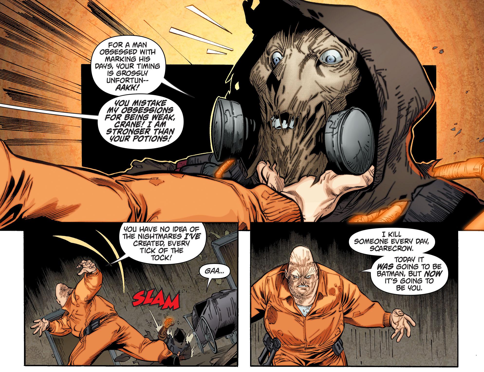 Batman: Arkham Knight [I] Issue #32 #34 - English 11