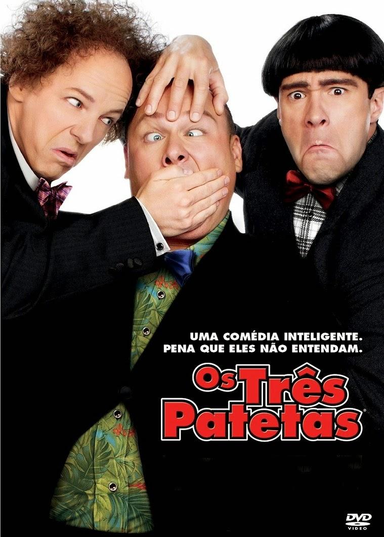 Os Três Patetas – Dublado (2012)