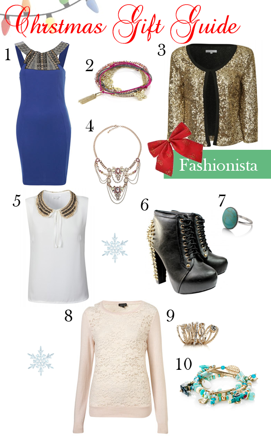 Christmas gift guide, Fashionista gift guide, What to get someone who loves fashion
