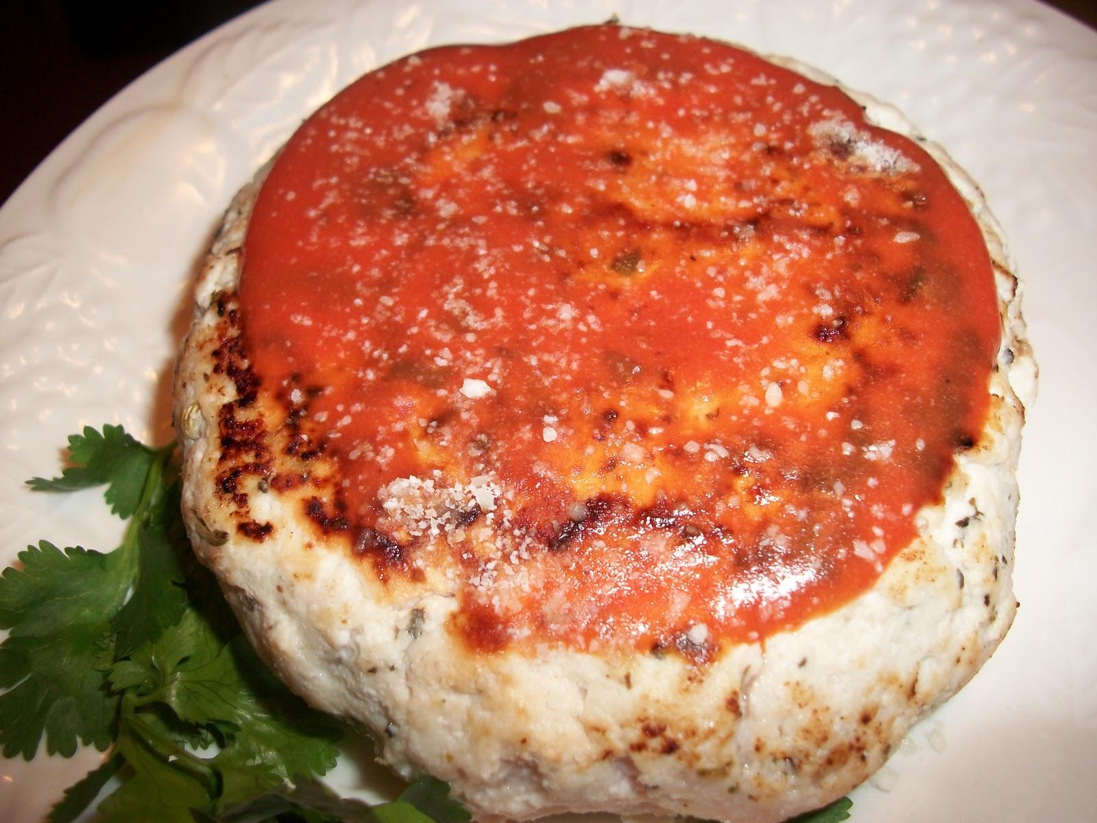 Italiano Turkey Burger | Sandy\'s Kitchen