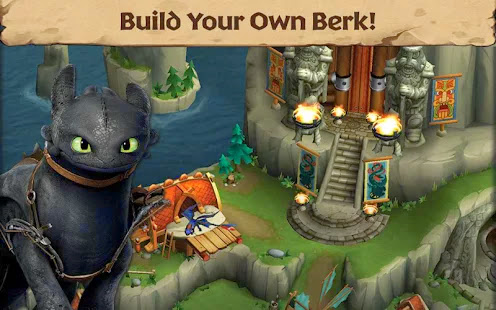 Dragons: Rise Of Berk Android Apk