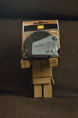 Nikon レンズキャップ 58mm LC-58 1