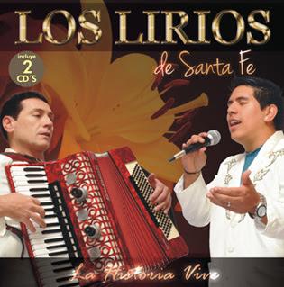 Los Lirios - La Historia Vive(2013)