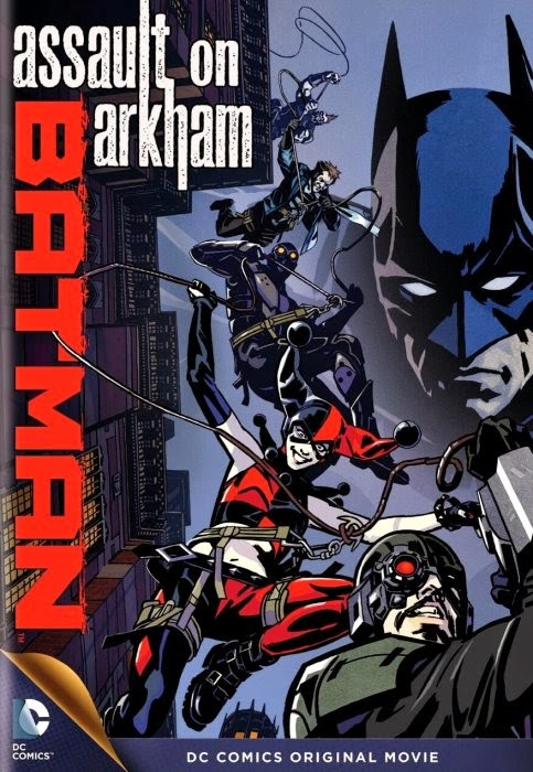 Batman: Assault on Arkham Full İndir