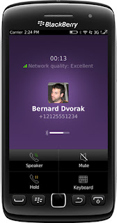 Viber for BlackBerry OS 5 and OS 7 updated with free calls support