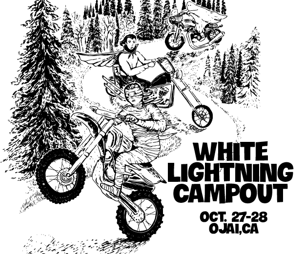 3rd Annual White Lightning Campout