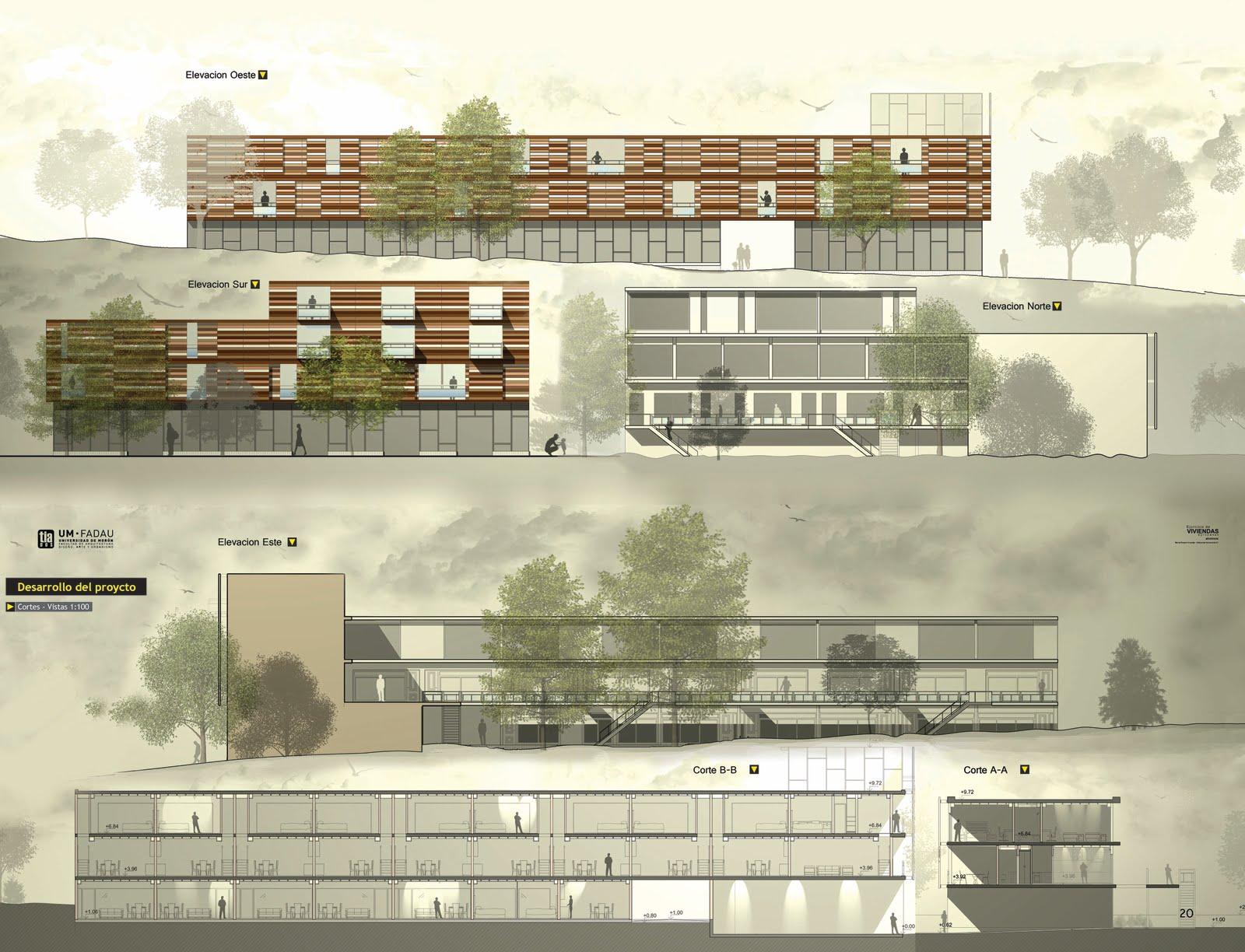Tia dos c tedra ab ejercicio de viviendas agrupadas ii - Paginas de viviendas ...