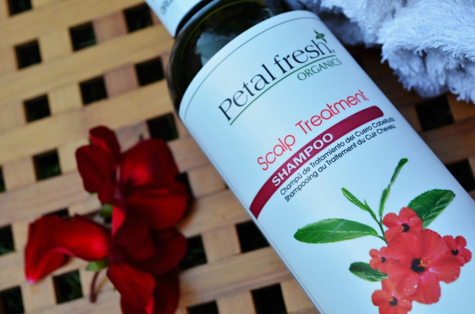 Petal Fresh Organics czyli jak zadbać o skórę głowy